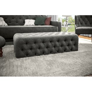 Tufted Cocktail Ottoman by Novogratz