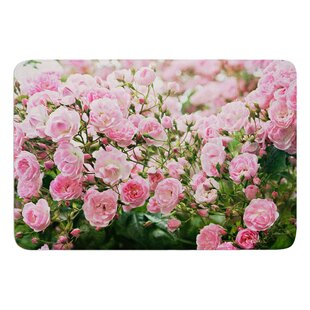 The Fairy Rose Bath Mat