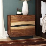 Winslow 2 Drawer Nightstand by Foundry Select