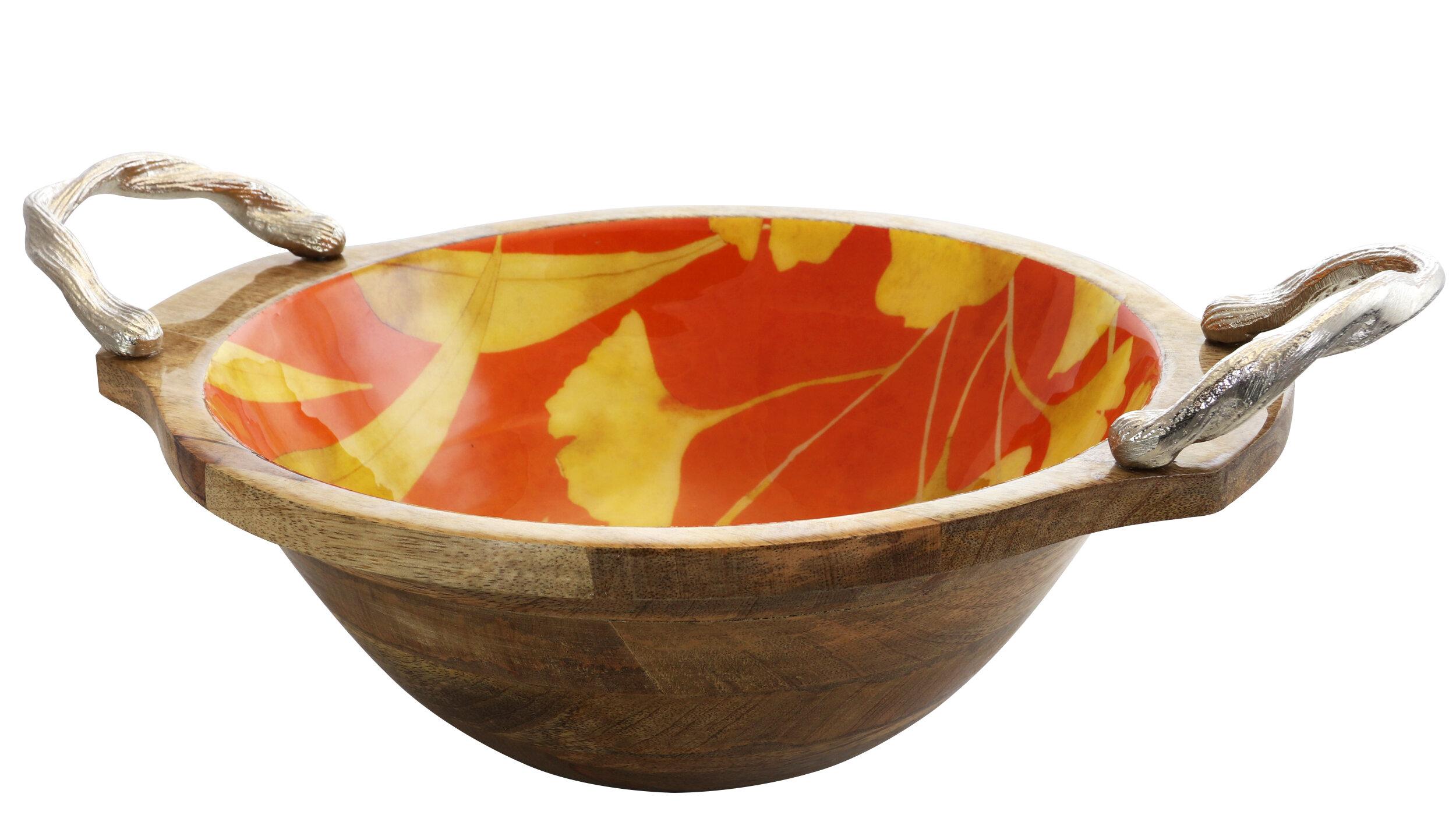 Ebern Designs Doremus 96 Fl Oz Serving Bowl Wayfair