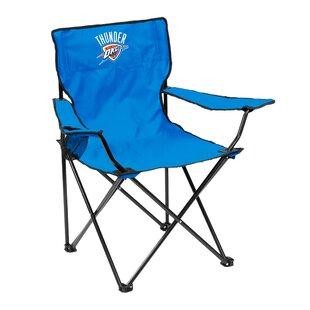 Logo Brands NBA Quad Camping Chair