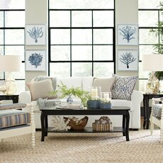 Coastal Living Rooms. Coastal Living Room Furniture Nautical  Decor You ll Love Wayfair