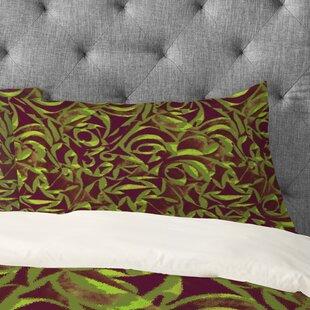 Wagner Campelo Abstract Garden Pillowcase