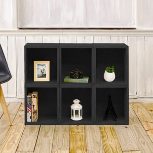 Dehart Modular Plus Cube Bookcase (Set of 6) by Ebern Designs