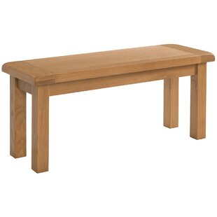 Jessie Wood Bench By Alpen Home