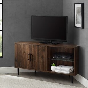 Olney Corner TV Stand For TVs Up To 55