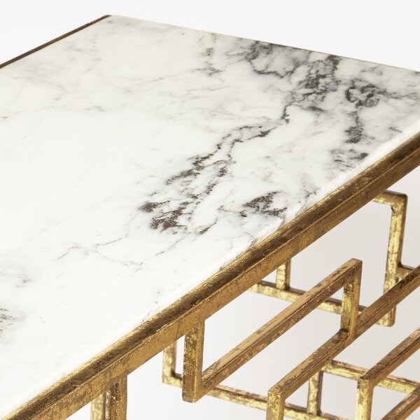 Marble Console Tables Youu0027ll Love | Wayfair