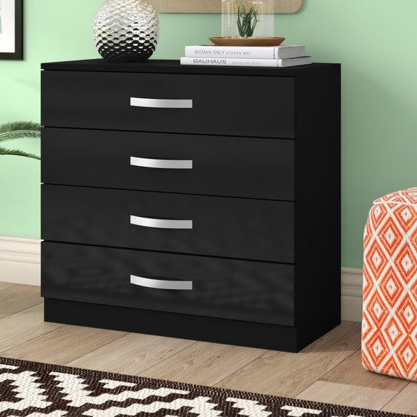 Black Gloss Bedroom Furniture Wayfaircouk