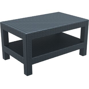 patio barbados tables ebony forever coffee outdoor patioliving wicker table square
