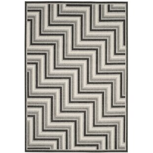 Holly Gray Indoor/Outdoor Area Rug
