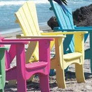 Uwharrie Chair Wave Wood Adiro..