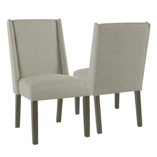 Bowers Upholstered Dining Chair (Set of 2..