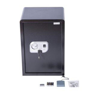 HomCom HomCom Biometric Lock Home Security Safe