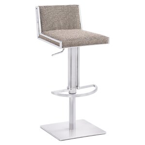 Adjustable Height Swivel Bar Stool by AC Pacific Sale