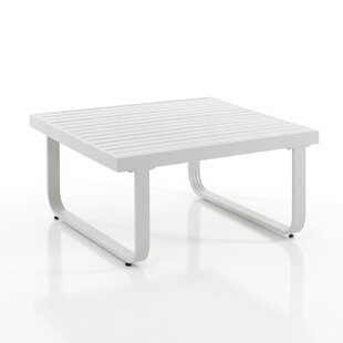 Gervais Aluminium Coffee Table By Sol 72 Outdoor