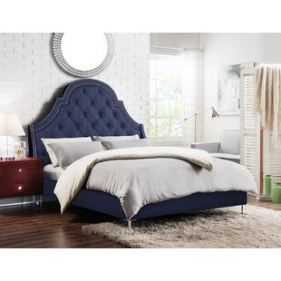 Napoleon Upholstered Panel Bed