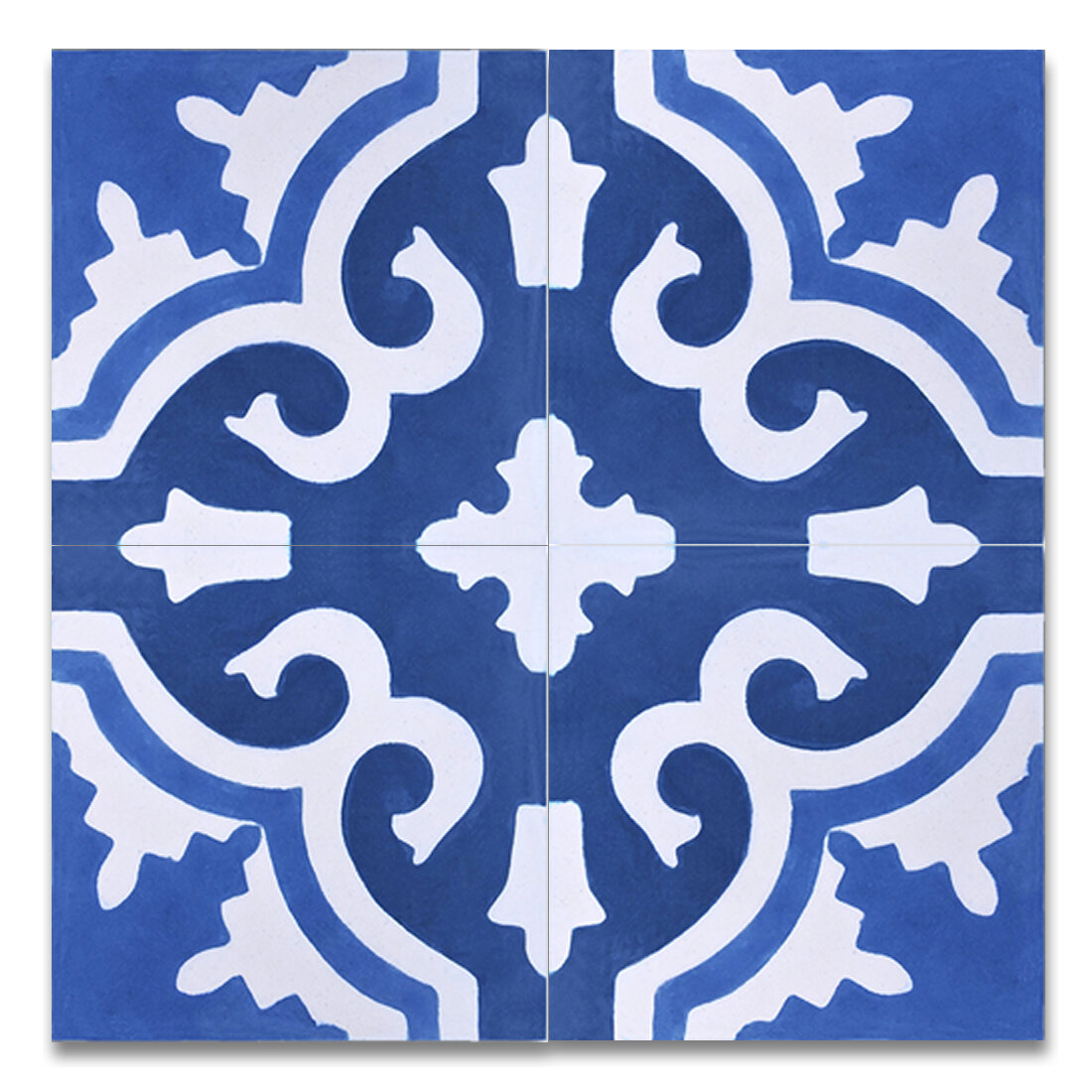 Moroccan Mosaic Tile House Tanger 8\
