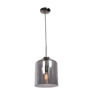 Wrought Studio Sullivan Street Cylinder 1-Light Drum Pendant