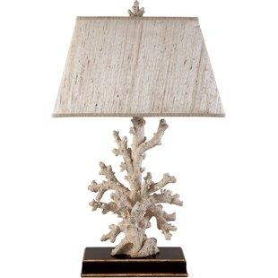 Caribbean Coral 31 Table Lamp
