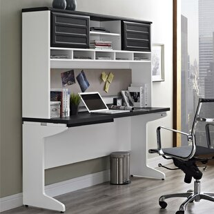 Hythe Executive Desk with Hutch