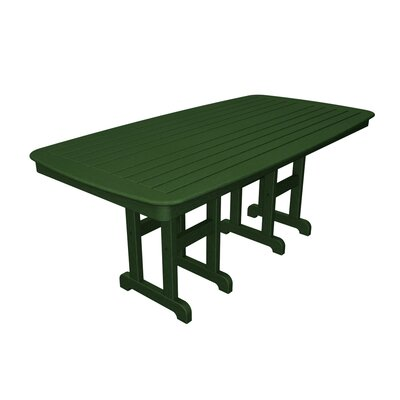 Yacht Club Dining Table Trex Outdoor