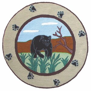 Bear Country Area Rug