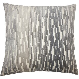 Avery Geometric Floor Pillow