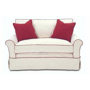 Somerset Twin Sleeper Sofa. By Rowe Furniture  sc 1 st  Wayfair & Twin Sleeper Sofa Chair | Wayfair