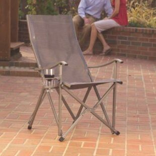 Patio Reclining Camping Chair by Coleman