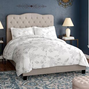 Dash Upholstered Platform Bed