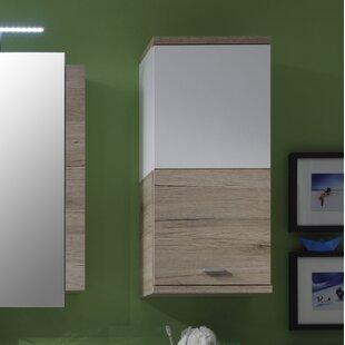Review Nikolas 36 X 79cm Wall Mounted Bathroom Cabinet
