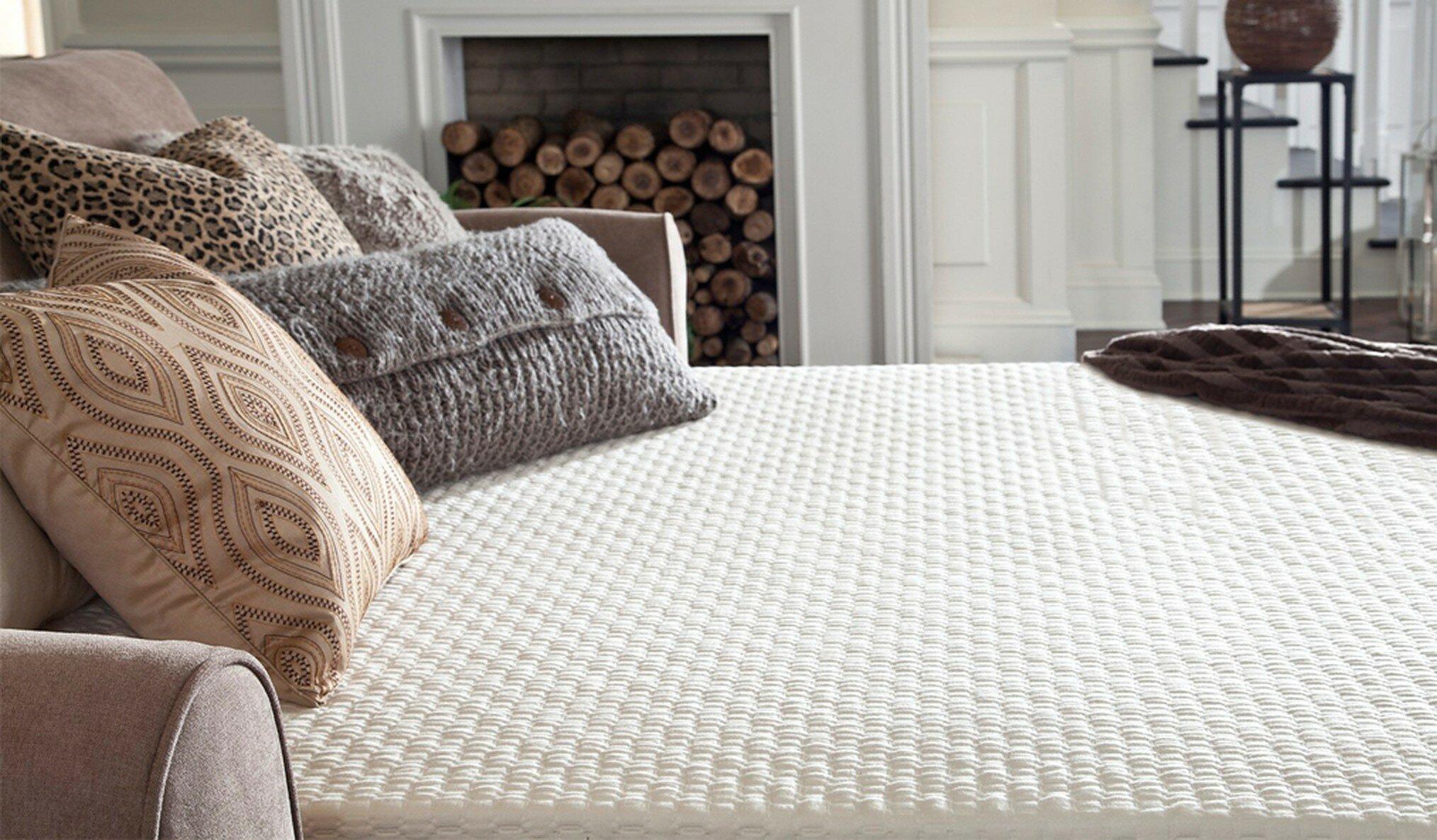 Medium Memory Foam Sofa Bed