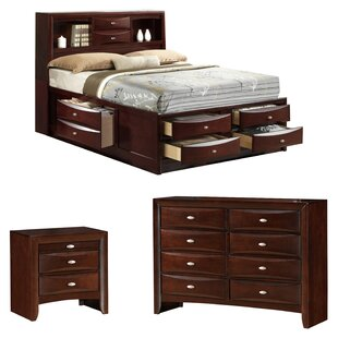 Fraser Panel Configurable Bedroom Set by Alcott Hill