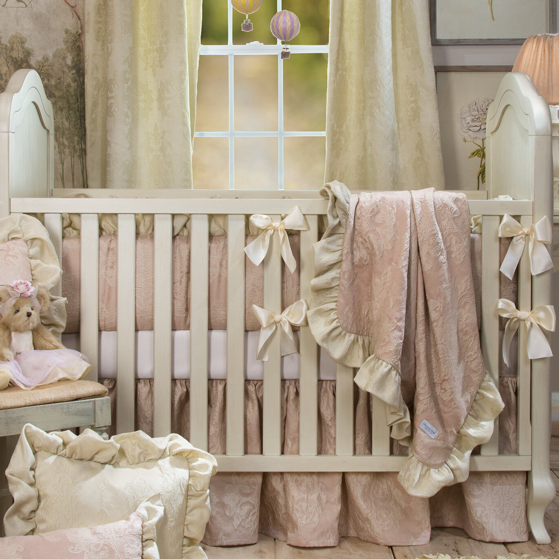 8af2e954ad2d Harriet Bee Carey 4 Piece Crib Bedding Set   Reviews