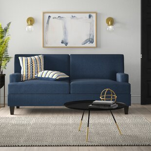 Reviews Donegan Sofa in Blue by Mercury Row Reviews (2019) & Buyer's Guide