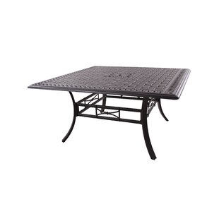 Greenwald Metal Dining Table by Darby Hom..