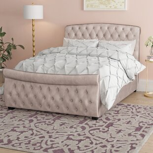 Preston Upholstered Ottoman Bed Frame By Canora Grey