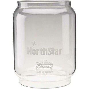 Coleman Clear Glass Lantern Globe