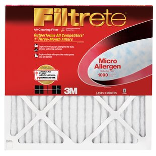 Micro Allergen Reduction Air Conditioner Air Filter (Set of 6)