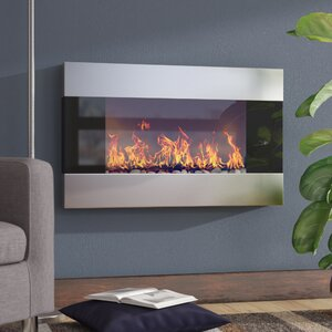 Clairevale Wall Mounted Electric Fireplace