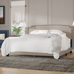 Kettler Upholstered Panel Bed by Charlton Home Cheap