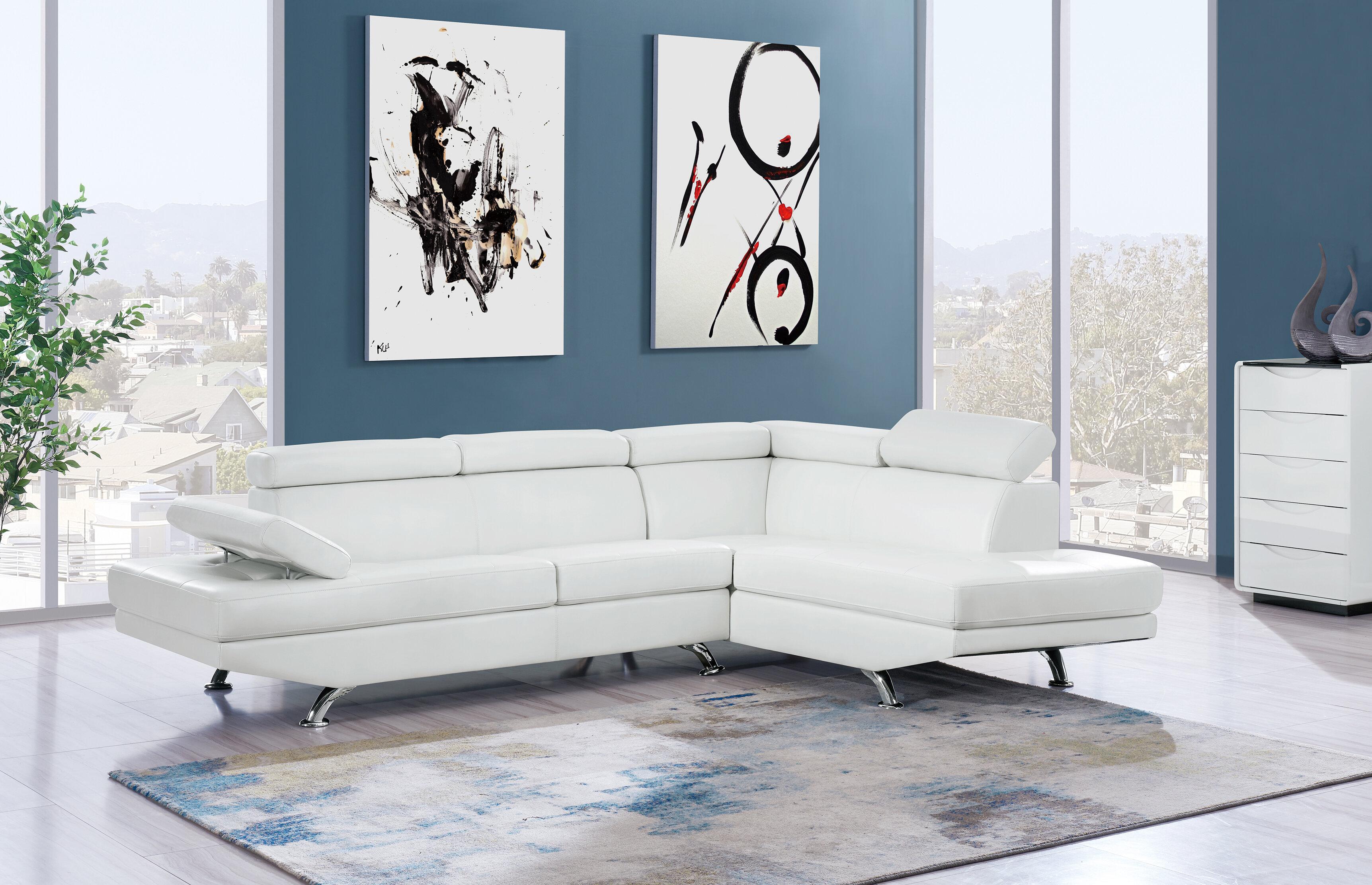 Global Furniture USA Sectional & Reviews | Wayfair