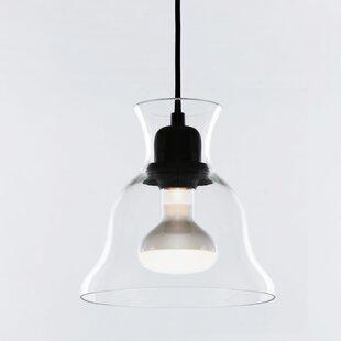 Seed Design Salute 1-Light Bell Pendant