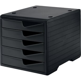 Swingbox 25.5cm H X 27cm W Desk Drawer By Symple Stuff