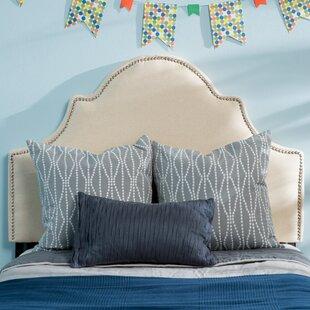 Compare prices Corbett Upholstered Panel Headboard by Willa Arlo Interiors