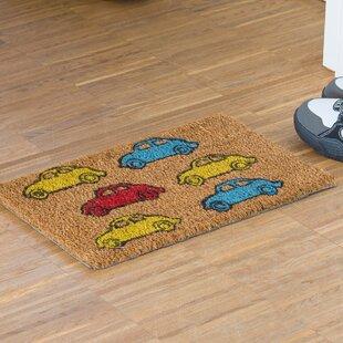 Welcome Doormat by Relaxdays