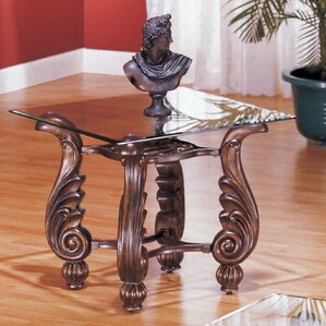 Laderas End Table by Astoria Grand