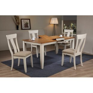 5 Piece Extendable Dining Set Iconic Furniture