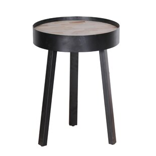 Best Boger Round End Table by Williston Forge