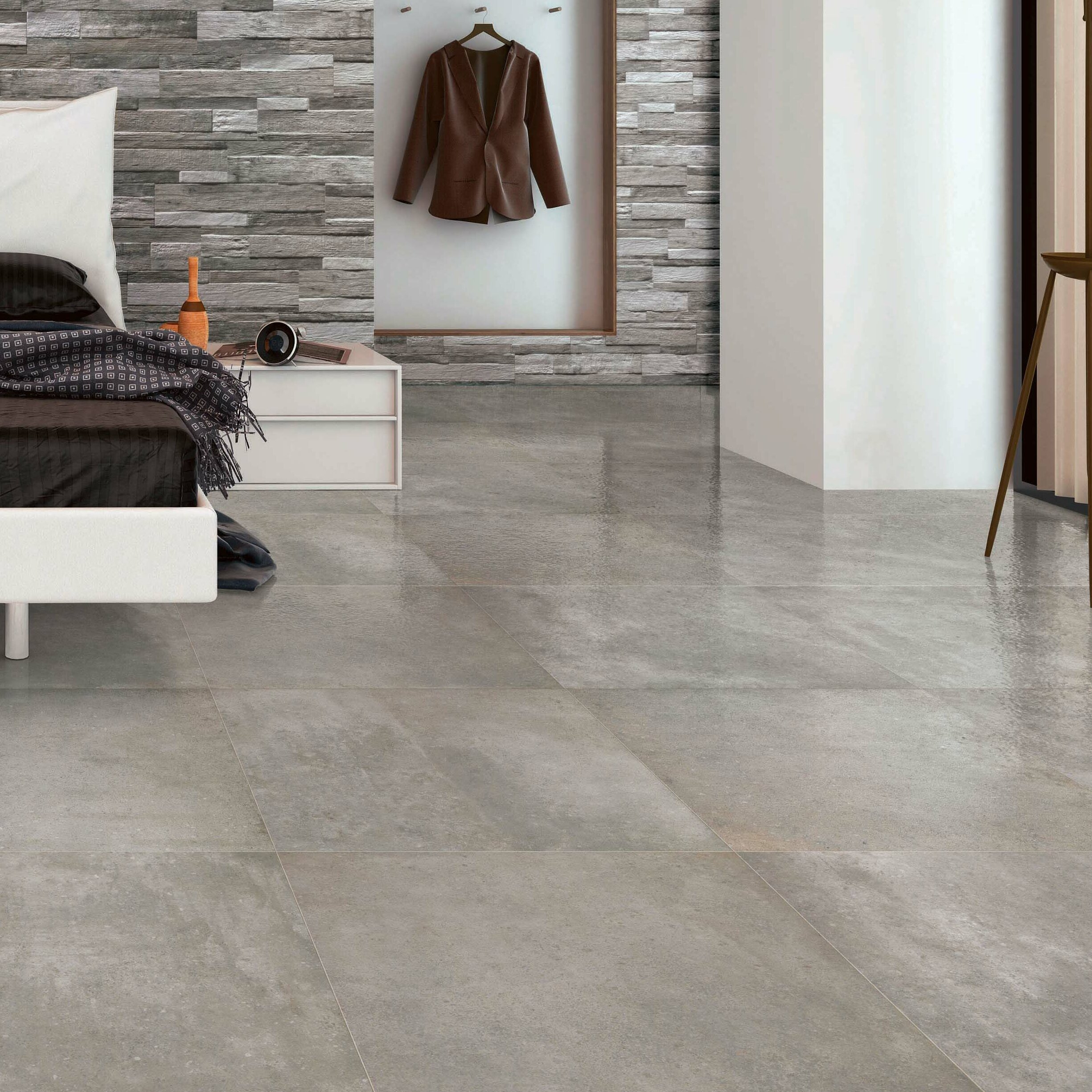 The Bella Collection Beton 24 X 36